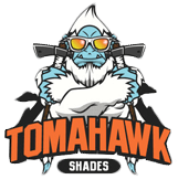 sponsor logo for Tomahawk Shades