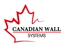 sponsor logo for Canadian Wall Systems
