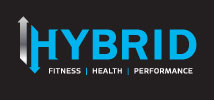 sponsor logo for Hybrid Fitness