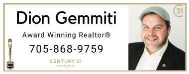 sponsor logo for Dion Gemmiti – Sales Representative