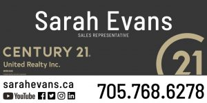 sponsor logo for Sarah Evans – Sales Representative