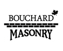 sponsor logo for Bouchard Masonary